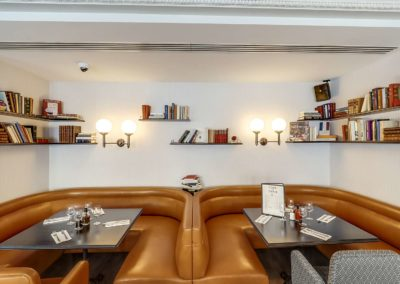 Cafe de Paris - Banquette