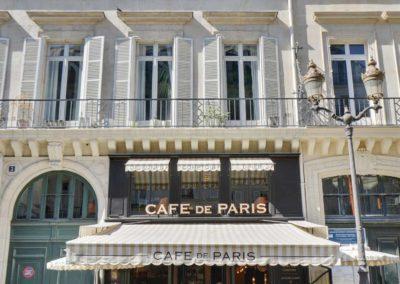 Cafe de Paris - Facade (2)