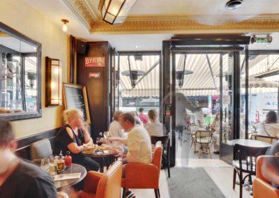 Cafe de Paris - Repas