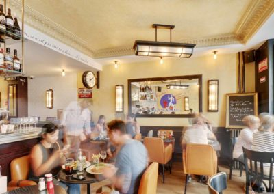 Cafe de Paris - Repas RDC (2)