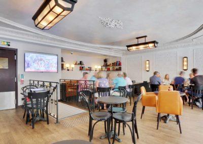 Cafe de Paris - Repas Etage (2)