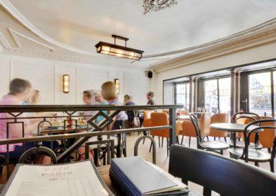 Cafe de Paris - Repas Etage