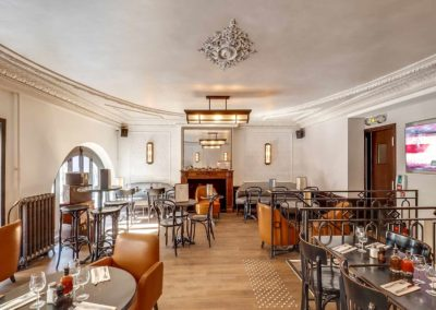Cafe de Paris - Etage