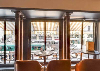 Cafe de Paris - Vue